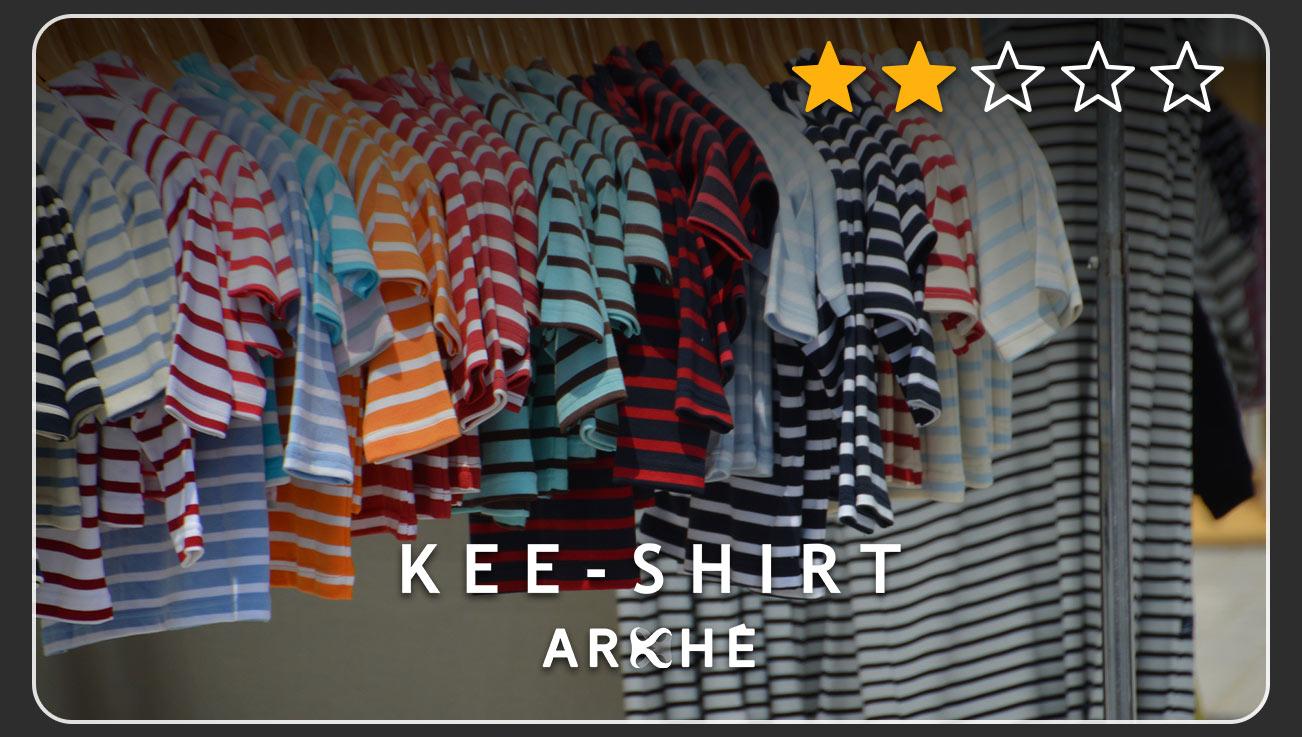 Jeu Kee-shirt