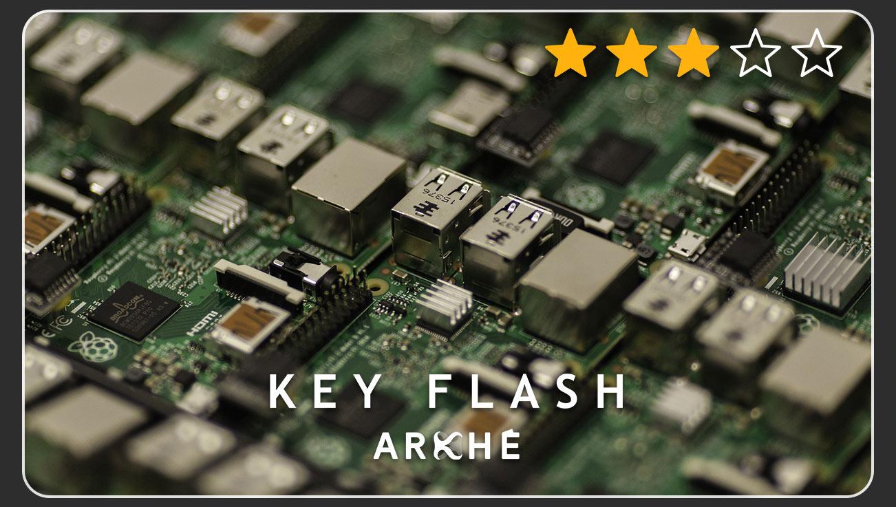 Jeu Key Flash
